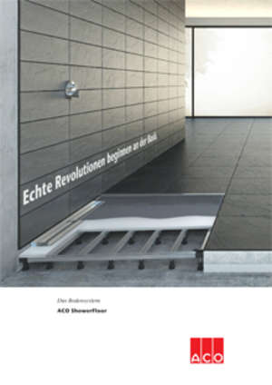 ACO Showerfloor Bodensystem