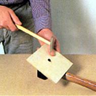 achtung beim fliesen schneiden sie brechen leicht. Black Bedroom Furniture Sets. Home Design Ideas
