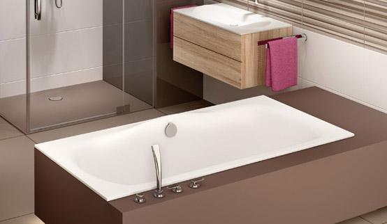 polypex fliesentrends mattfarben f r duschtassen. Black Bedroom Furniture Sets. Home Design Ideas