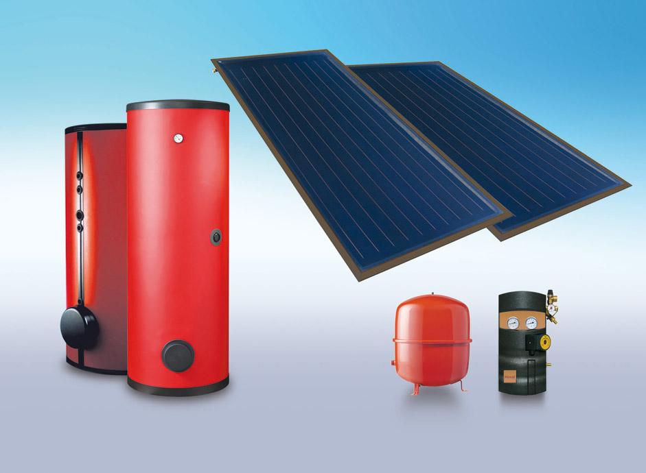 solarthermie sonnenenergie f r warmes wasser. Black Bedroom Furniture Sets. Home Design Ideas