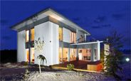 bauweise massivhaus oder fertigteilhaus. Black Bedroom Furniture Sets. Home Design Ideas