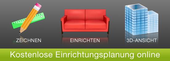 einrichtungsplaner einfach und kostenlos. Black Bedroom Furniture Sets. Home Design Ideas