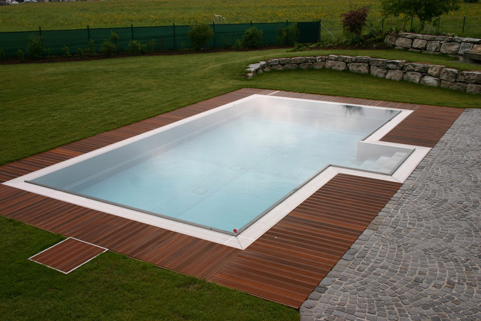 mini pool im garten innenr ume und m bel ideen. Black Bedroom Furniture Sets. Home Design Ideas