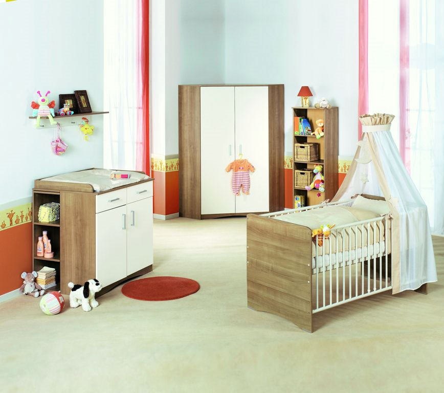 Das brauchen sie f rs babyzimmer for Baby walz kinderzimmer