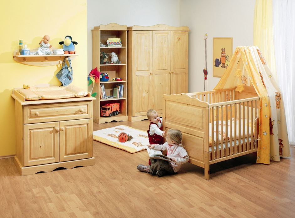 das brauchen sie f rs babyzimmer. Black Bedroom Furniture Sets. Home Design Ideas