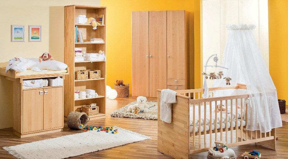 Das brauchen sie f rs babyzimmer for Leiner jugendzimmer xara