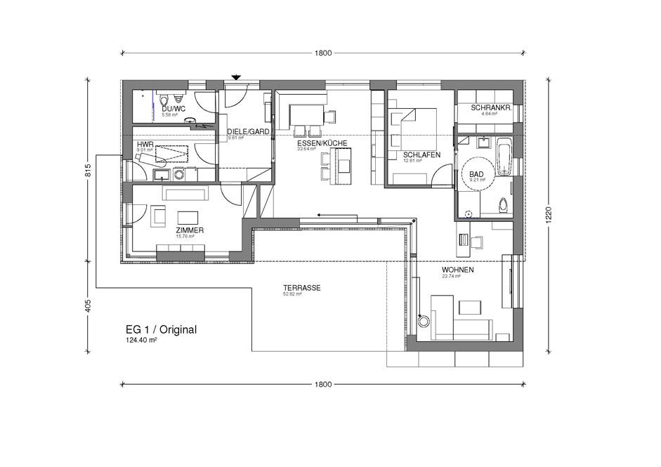 solargen best ager barrierefreier bungalow. Black Bedroom Furniture Sets. Home Design Ideas