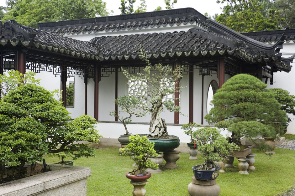 feng shui garten in harmonie mit mensch und natur. Black Bedroom Furniture Sets. Home Design Ideas