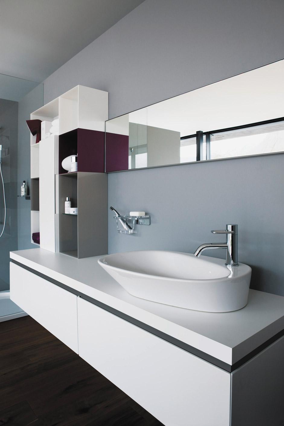 aufsatzwaschtische und waschtisch schalen. Black Bedroom Furniture Sets. Home Design Ideas
