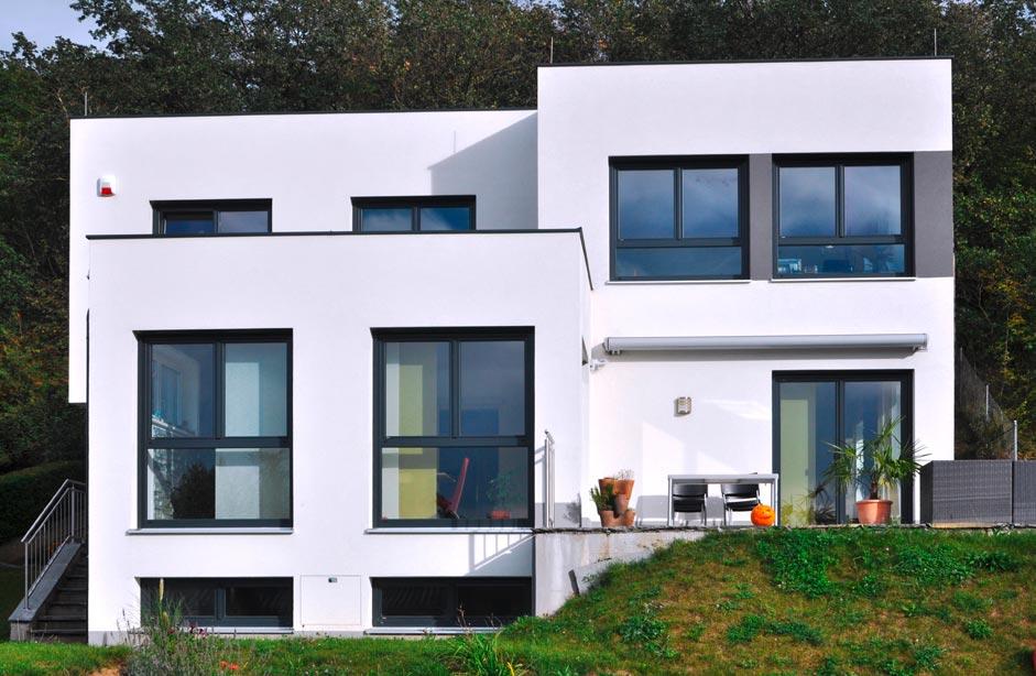Fertigh user von architekten planen lassen for Energiesparendes bauen