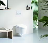 dusch wc vollst ndige hygiene auch nach dem toilettengang. Black Bedroom Furniture Sets. Home Design Ideas