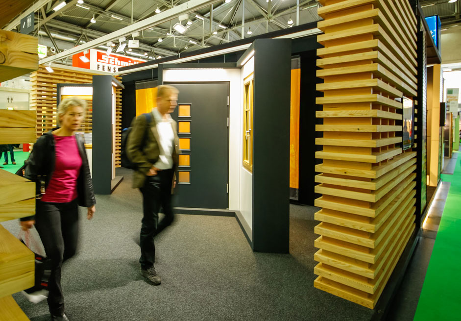 innovationen bei der messe bauen energie in wien. Black Bedroom Furniture Sets. Home Design Ideas
