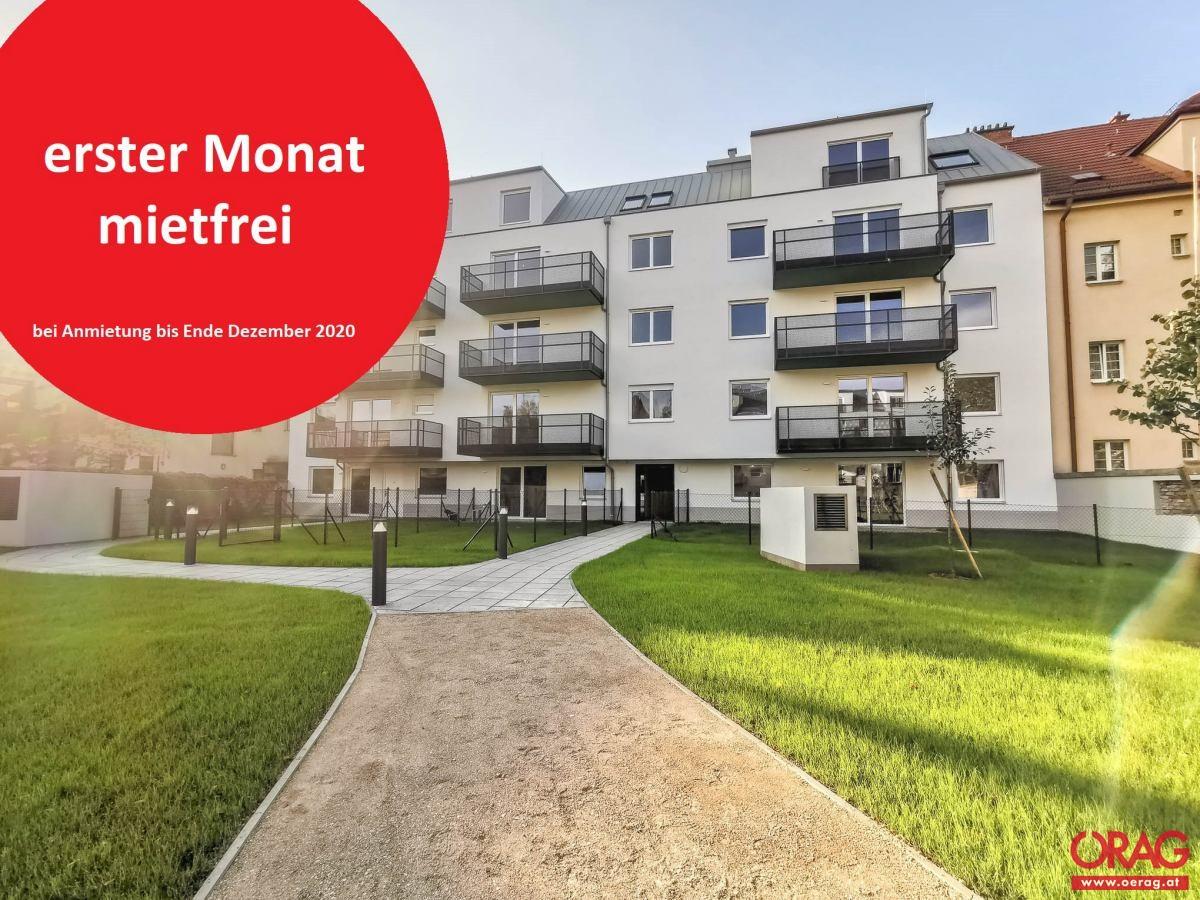 FLORIDO YARDS: Schöne 1-Zimmer Apartment mit sonnigem Balkon in 1210 Wien zu mieten